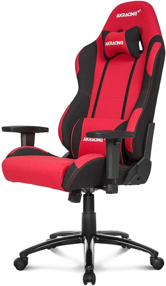 AKRacing Core Series EX Gaming Chair, Red/Black