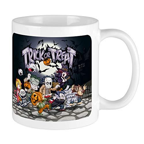 Mug (Coffee Drink Cup) Halloween Trick or Treat Costumes]()