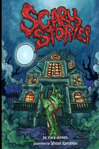 Scary Stories: Horror Stories for Kids - Short Stories for -