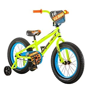 Mongoose Lil Bubba Boys' Bike 16 Inch