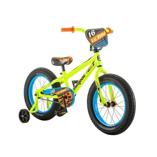 Mongoose Lil Bubba Boys' Bike BicyclesOrbit
