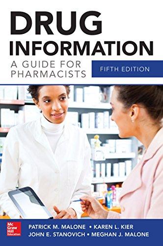 Download Drug Information A Guide for Pharmacists 5/E (Malone, Drug Information) Pdf