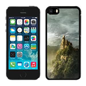 Popular And Durable Designed Case For iPhone 5C With Mountain Kingdom Phone Case