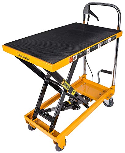 JEGS Performance Products 81426 Hydraulic Lift Cart Capacity: 500 ()