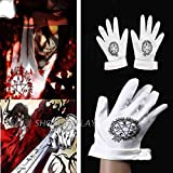 Hellsing cosplay costume Alucard Gloves only cosplay costume