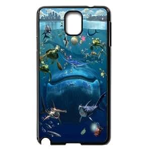 Mystic Zone Cute Cartoon Finding Nemo Cover Case For Samsung Galaxy NOTE3 Case Cover TPUKO-Q849169