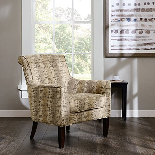 Madeline Bustle Back Accent Chair Multi See below
