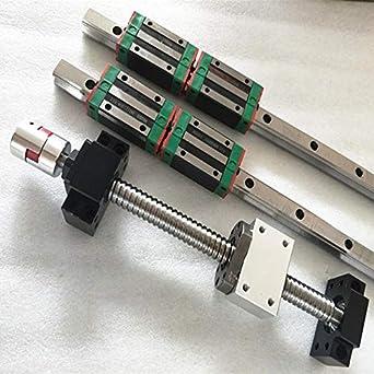 Ochoos SFU1605 - Juego de rieles para impresora 3D (750 mm de ...