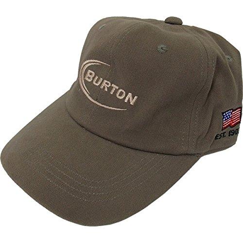 BURTON バートン EST.1907 USA CAP2 ゴルフキャップ
