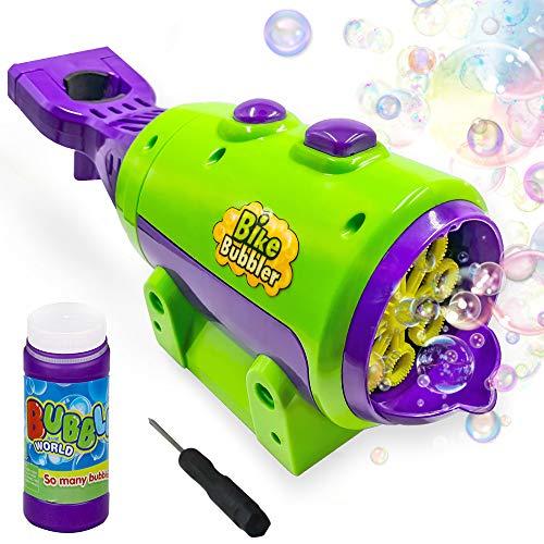 ToyerBee Bubble Machine- Automatic Bubble Maker for
