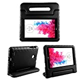 7 inch lg tablet protective case - LG G Pad 7.0 Case – SIMPLEWAY Protective Handle Stand Tablet Case for LG G Pad V400 / V410 (LTE) / VK410 / UK410 / LK430 (G Pad F7.0) 7 Inch, Black