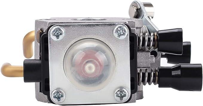 Auto Parts Carburateur Filtre /à air carburant for la S-T-I-H-L FS38 FS45 FS46 FS55 FS76 FS80 FS85 Carb Modification Accessoires