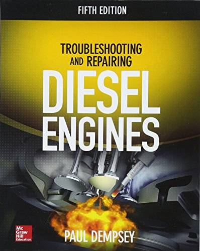Best Troubleshooting and Repairing Diesel Engines, 5th Edition