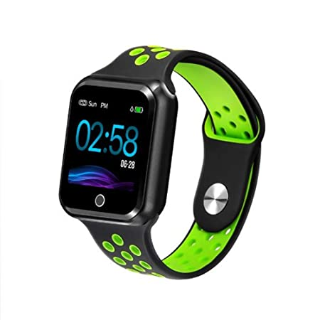 FEIFEIJ SmartWatch, Pantalla OLED de 1,3 Pulgadas, Android ...