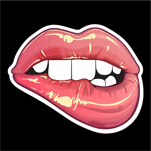 Rocky Horror Costumes Easy (The Rocky Horror Picture Show Lips Vinyl Decal Sticker|Cars Trucks Vans Walls Laptops Cups|Full Color|5.5 X 4.5 In|KCD773)