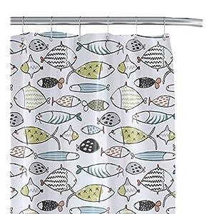 516%2BuW0GoxL._SS300_ Beach Shower Curtains & Nautical Shower Curtains