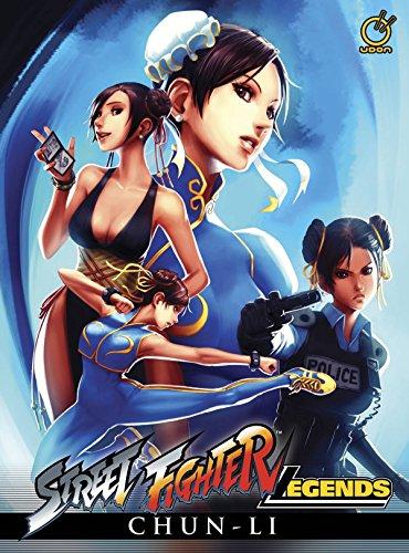 Street Fighter Legends: Chun-li (The Street Fighter Legend Of Chun Li)