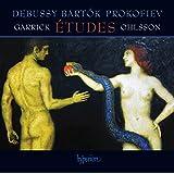 Etudes; Prokofiev: Etudes Op.2; Bartok: Etudes Op.18