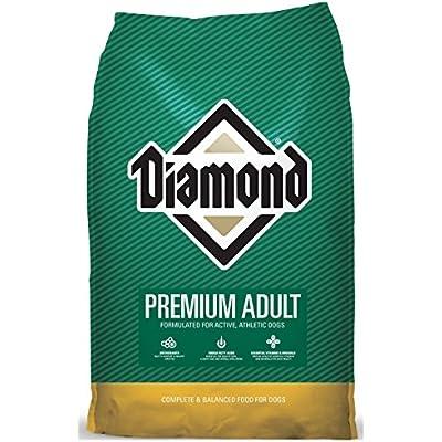 Diamond Premium Chicken Flavor Dry Adult Dog Food, 50-Pound Bag