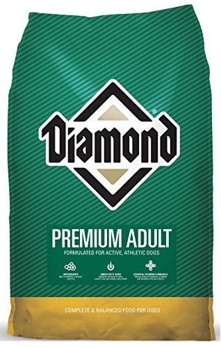 Diamond Premium Chicken Flavor Dry Adult Dog Food, 50-Pound