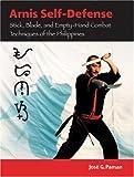 Arnis Self-Defense, Jose G. Paman, 1583941770