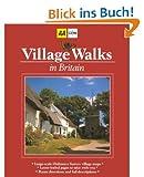 AA Village Walks in Britain, , 0393030636
