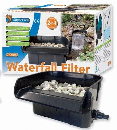 Superfish-Wasserfall-Filter-2in1-Teichfilter-fr-den-Gartenteich
