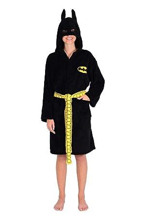 DC Comics Women s Batgirl Bathrobe Standard at Amazon Women s ... c3dd3bd2f
