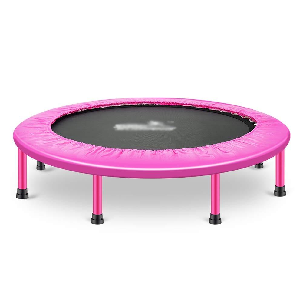 値段が激安 最大負荷340ポンド大人子供バウンスベッド Pink、屋内屋外ガーデンカーディオトレーニングのための安全パッド付きトランポリン50インチ (色 : 黒) 黒) Pink B07PXDSX7Q Pink Pink, 家づくりと工具のお店 家ファン!:d3147a2d --- arianechie.dominiotemporario.com