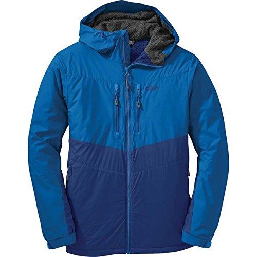 [アウトドアリサーチ] メンズ ジャケット&ブルゾン AlpenIce Hooded Jacket [並行輸入品] B07DHP6YCS  M