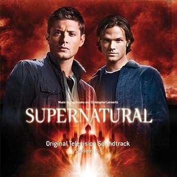 Supernatural Soundtrack - Seasons 1-5