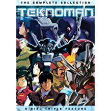 Teknoman Complete Collection