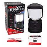 GearLight LED Camping Lantern S1300 - Up to 72