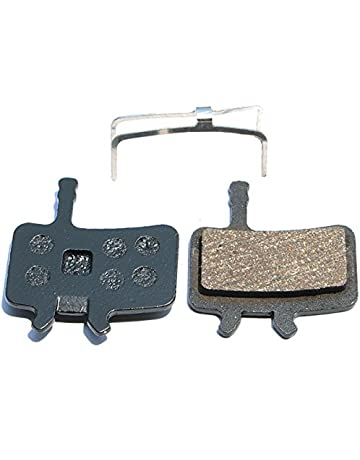 Resin Organic Semi-metal Brake Pads for AVID BB7 Juicy 3 5 7, Smooth