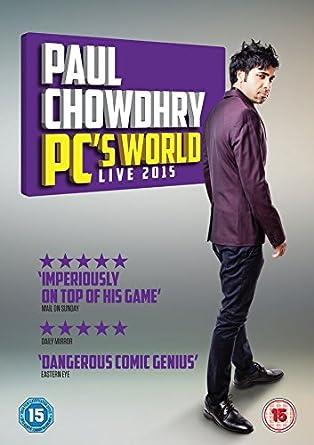 paul chowdhry pcs world