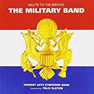 The Military Band: Salute to the Services