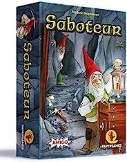 Saboteur Jogo de Cartas, Papergames, Português