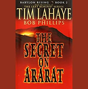 The Secret on Ararat Audiobook