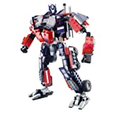 Hasbro 30689 Kre-o Transformers Optimus Prime Construction Set, 542 Pieces