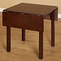 Simple Living Austin Drop Leaf Table, Measures 27.5 L x 29.5 W x 29.12 H