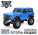 RGT RC Crawler 1:10 4wd Off Road Truck Rock Cruiser RC-4 136100PRO 4x4 Waterproof Hobby RC Car Toy