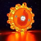Tobfit 3 Pack LED Road Flares Emergency Lights