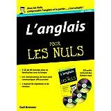 L'anglais pour les Nuls ( Kit audio)