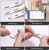 NIIMBOT D11 Thermal Sticker Paper, Self-adhesive