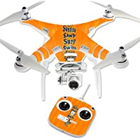 Skin For DJI Phantom 3 Standard – Beach Recipe | MightySkins Protective, Durable, and Unique Vinyl Decal wrap cover | Easy To Apply, Remove, and Change Styles | Made in the USA