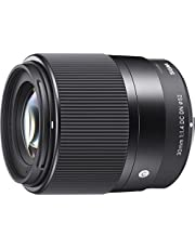 Sigma 30 mm F1,4 DC DN Contemporary lens, 52 mm filterschroefdraad voor Micro Four Thirds objectiefbajonet
