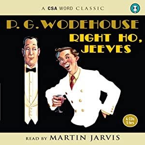 Right Ho, Jeeves Hörbuch