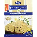 Nutricrisp Brown Rice Crackers, 0.16 Kilogram