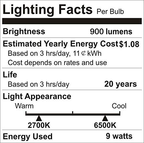 Smart Light Bulb, A19 E26 9W WiFi LED Smart Bulb, Compatible with Alexa, Echo, Google Home & Siri, 2.4GHz WiFi Only, No Hub Required, 2700K-6500K, LED RGB Color Changing Bulbs, Multicolor