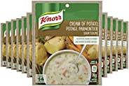 Knorr Soup Mix for a Quick Delicious Soup or Flavour Boost, Cream of Potato, no Artificial Colours or Flavours